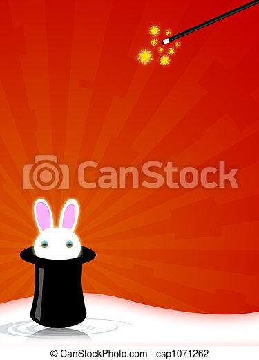 Magic hat - csp1071262