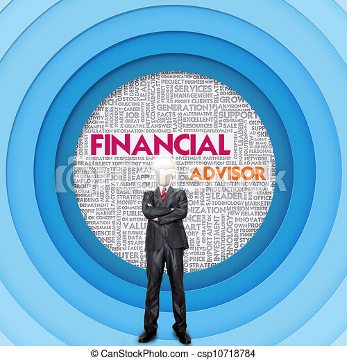 Stock Illustration of Business word cloud for business concept ...