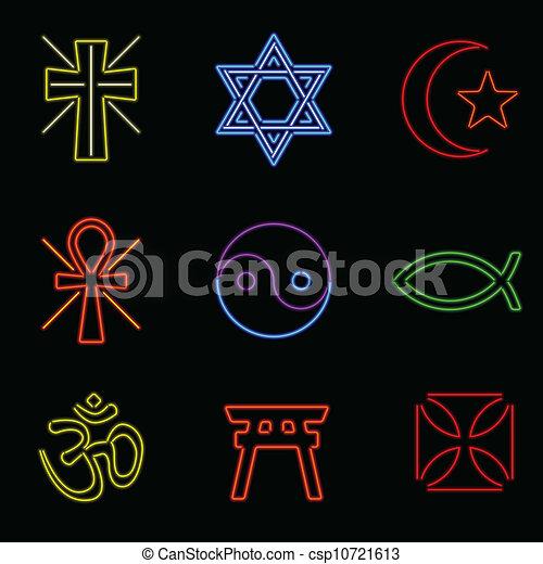 neon religion - csp10721613