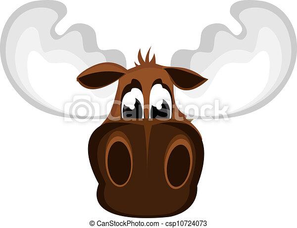 Moose - csp10724073