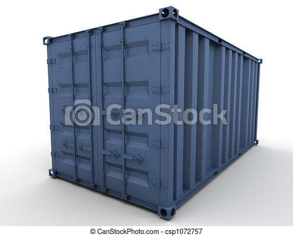 Freight container - csp1072757