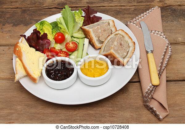 Picnic food - csp10728408