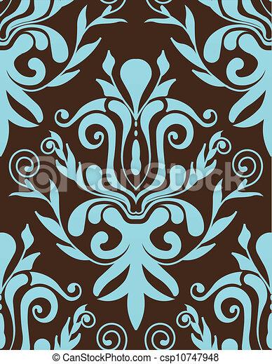 retro wallpaper - csp10747948