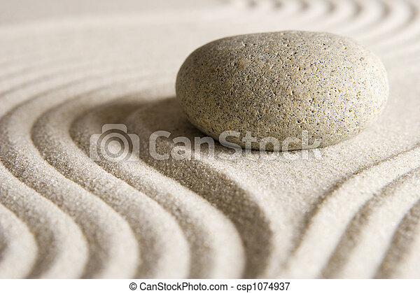Zen Stone - csp1074937