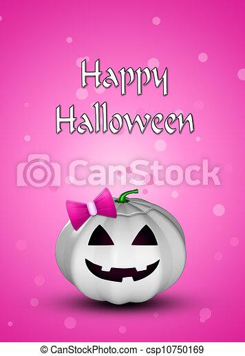 Stock de Ilustraciones , rosa, Halloween, Girly, Ilustración