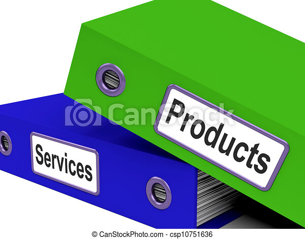 Drawings of Products And Services Files Show Selling And Retail ...