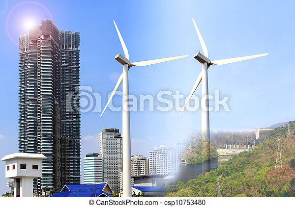 风车csp10753480的照片-搜索