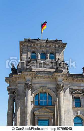 Berlin Government District - csp10756040