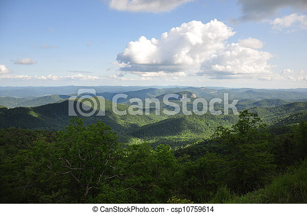 Appalachian Mountain View - csp10759614