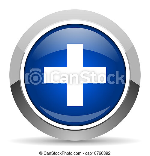 emergency icon - csp10760392