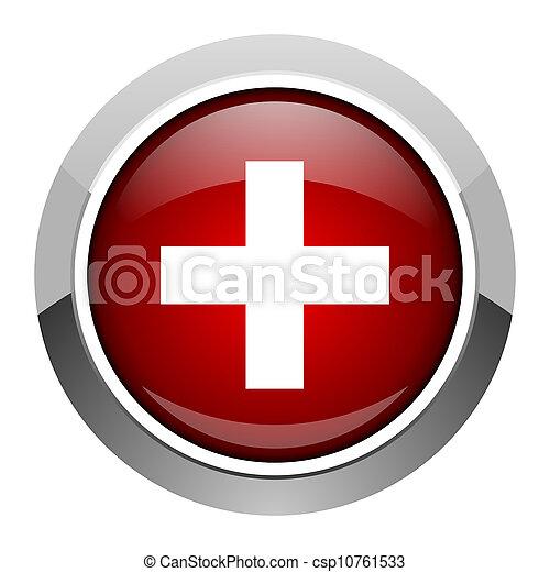 emergency icon - csp10761533
