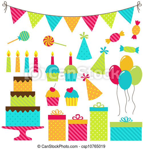 Birthday Party - csp10765019