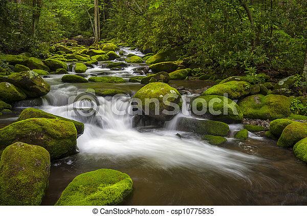 Stock Photos of Great Smoky Mountains National Park Gatlinburg TN ...