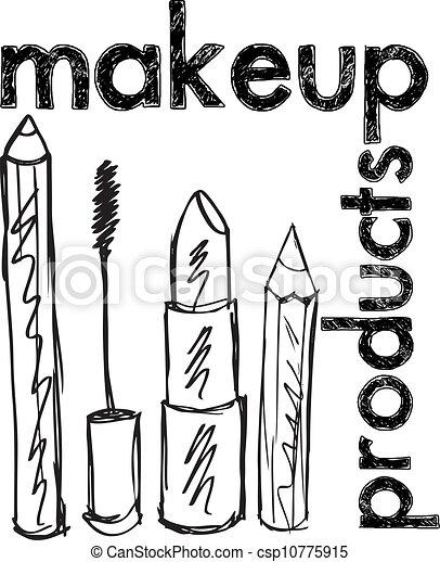vector clip art of sketch of makeup products vector mary kay logo pic mary kay logo png