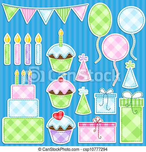 Birthday Party - csp10777294