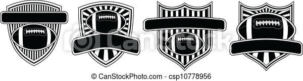 Football Design Templates - csp10778956