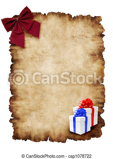 Holiday Greeting Card - csp1078722