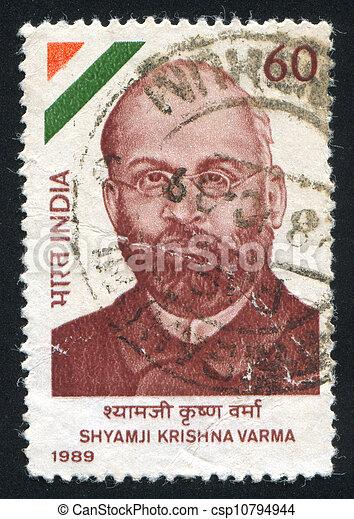 Shyamji Krishna Varma - csp10794944