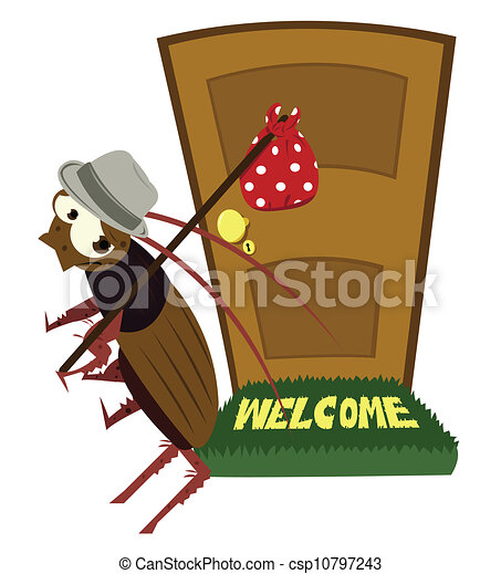 Leaving Home Clipart