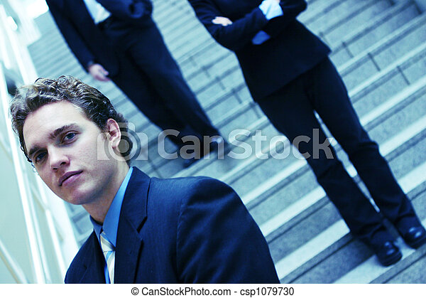 business team - csp1079730