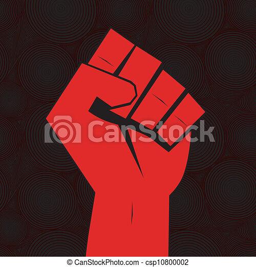 Pouces libres de fist