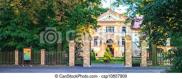 historic architecture - csp10807909