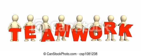 Teamwork - csp1081238