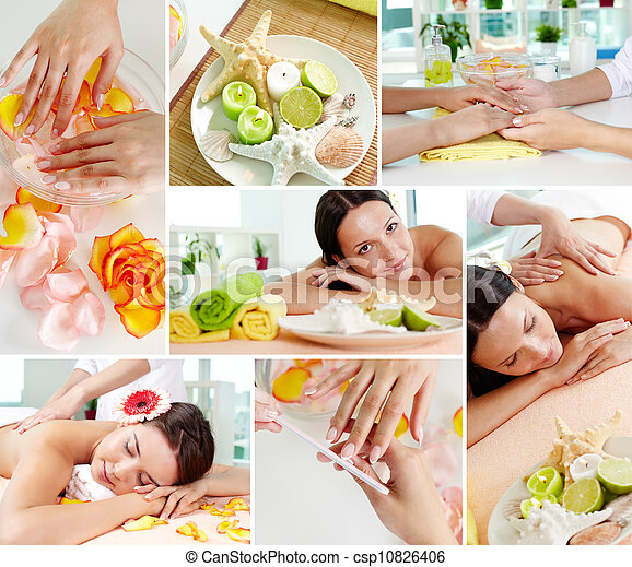 Spa beauty - csp10826406