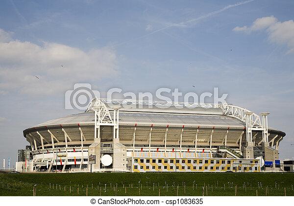 Amsterdam Arena 1 - csp1083635