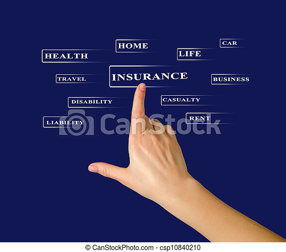 Insurance - csp10840210