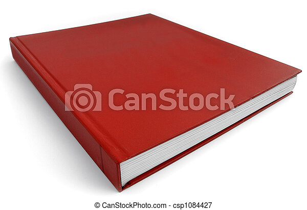 Red Book Background Republican Politics concept - csp1084427