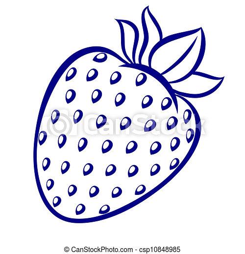 Strawberry - csp10848985