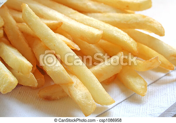 French Fries the ultimate - csp1086958