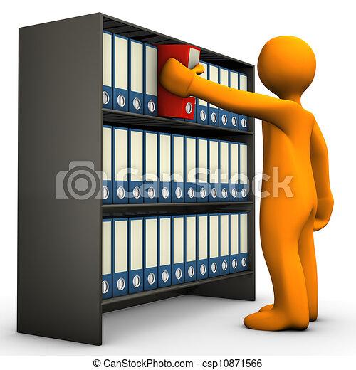 File Cabinet - csp10871566