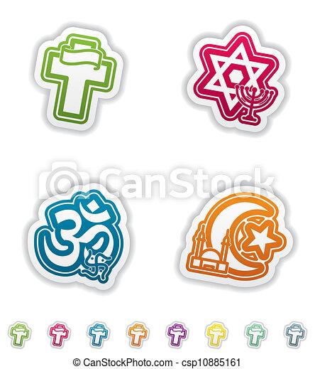 Religion - csp10885161
