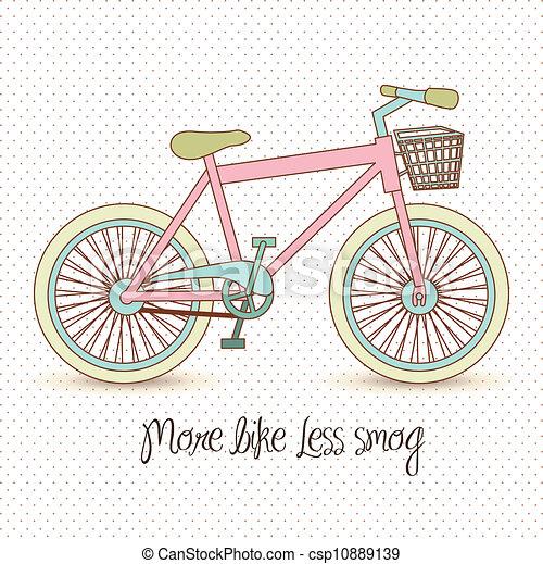 自転車の 自転車 画像 絵 : Pastel Colored Bike