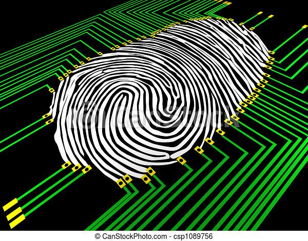 Fingerprinting - csp1089756
