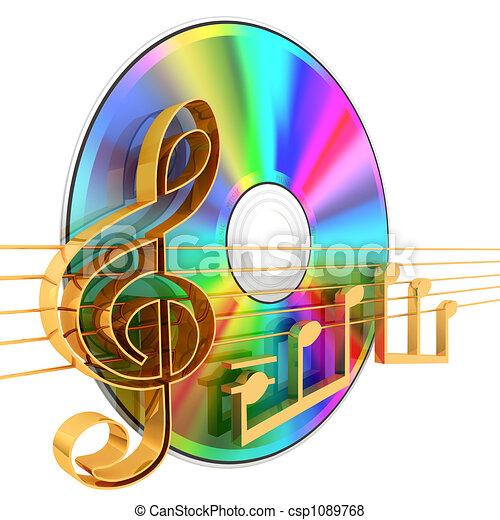 Music - csp1089768