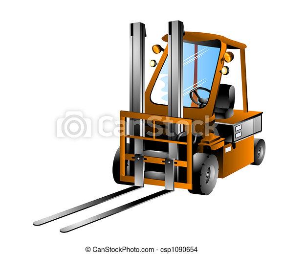 Forklift dansk