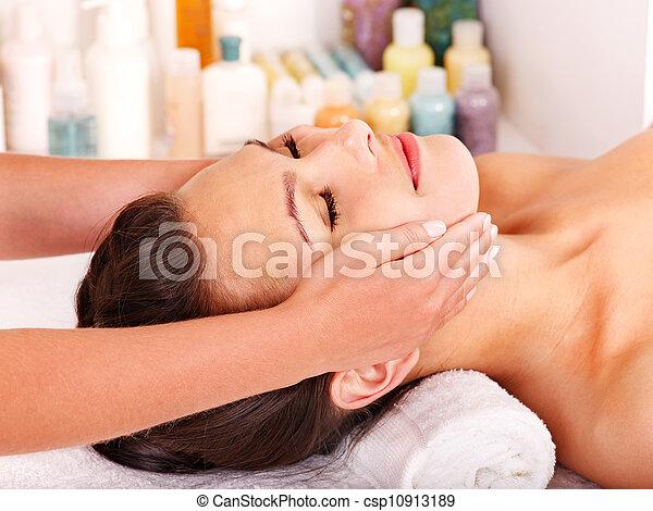 perfiles masaje hermoso