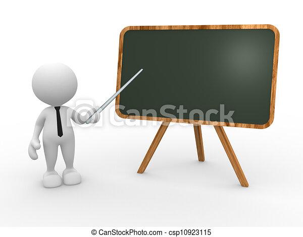 Instructor Clip Art