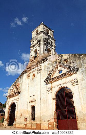 Trinidad, Cuba - csp10923831