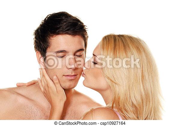 couple has fun. - csp10927164