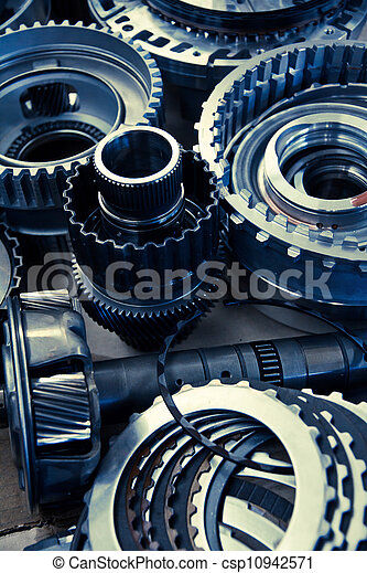 automobile gear assembly  - csp10942571