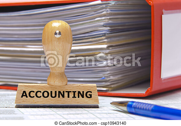 accounting - csp10943140