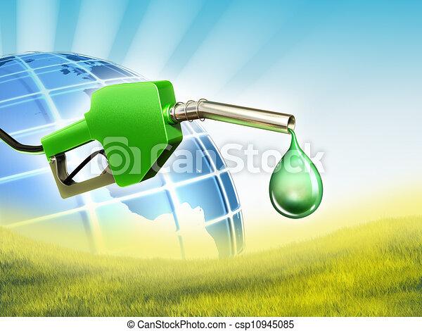 燃料, 緑 - csp10945085