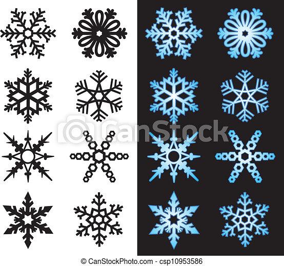 Как сделать снежинки в word