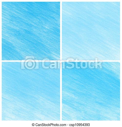 LÁPIS, criança, Creiom, colorido, desenho - csp10954393