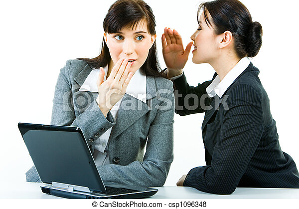 Gossiping - csp1096348