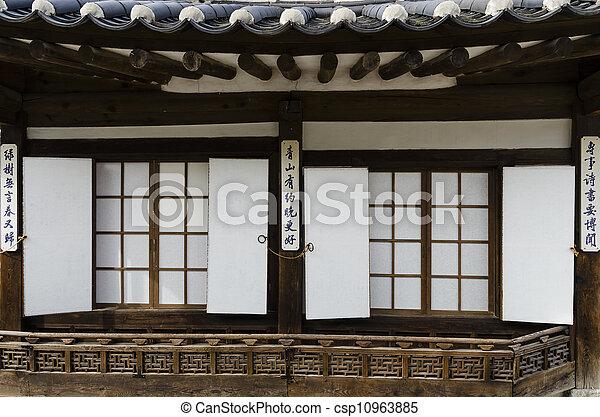 immagini di casa stile corea vecchio namsan hanok